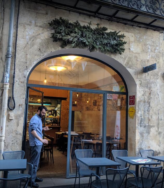 Rencontre avec les chefs Cyril GARCIA et Arthur LAHMY au restaurant Anga à Montpellier :